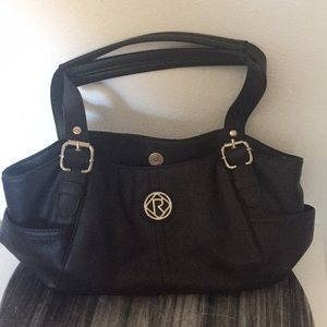 Black Relic handbag